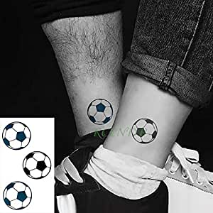 adgkitb 5piezas Impermeable Tatuaje Temporal Pegatina montaña ...