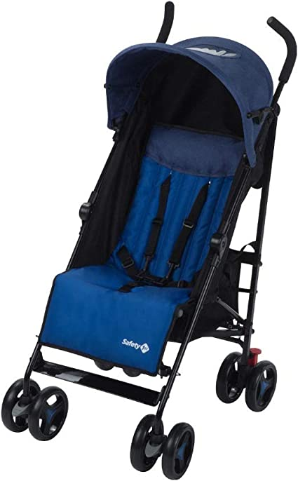 SAFETY 1ST PEPS PASSEGGINO LEGGERO BLU BLUE BIMBO//A CON CAPPOTTINA ECONOMICO