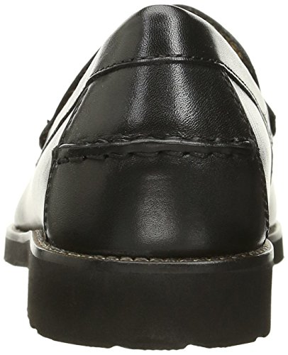 Black Leather Classicmove Shoes Rockport Venetian Hombres YzXHI