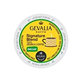 gevalia mild k cups - Gevalia Kaffee Signature Blend Coffee Keurig K-Cups, Decaf, 24 Count
