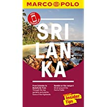 Sri Lanka Marco Polo Pocket Guide