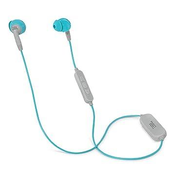 JBL Inspire 500 Dentro de oído Binaural Inalámbrico Turquesa, Blanco: Amazon.es: Electrónica