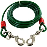 IIT 99917 Beast Heavy Duty Tie Out - 20 Feet (Assorted Colors)