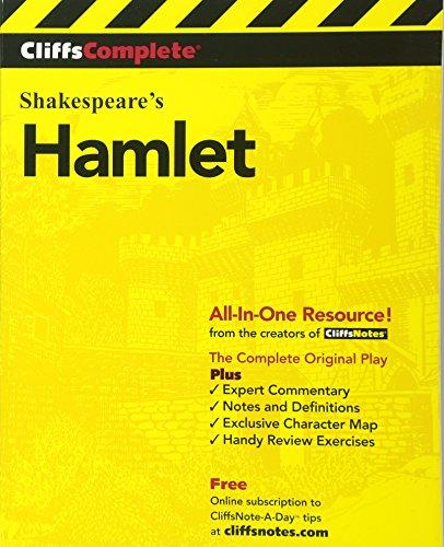 CliffsComplete Shakespeare