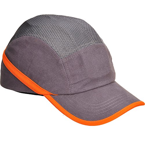 Gris fresco Bump color Portwest PW69 Cap Clima gnSz70z