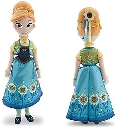Frozen die Eiskönigin Animators/' Collection Elsa Plüsch Puppe NEU Disney