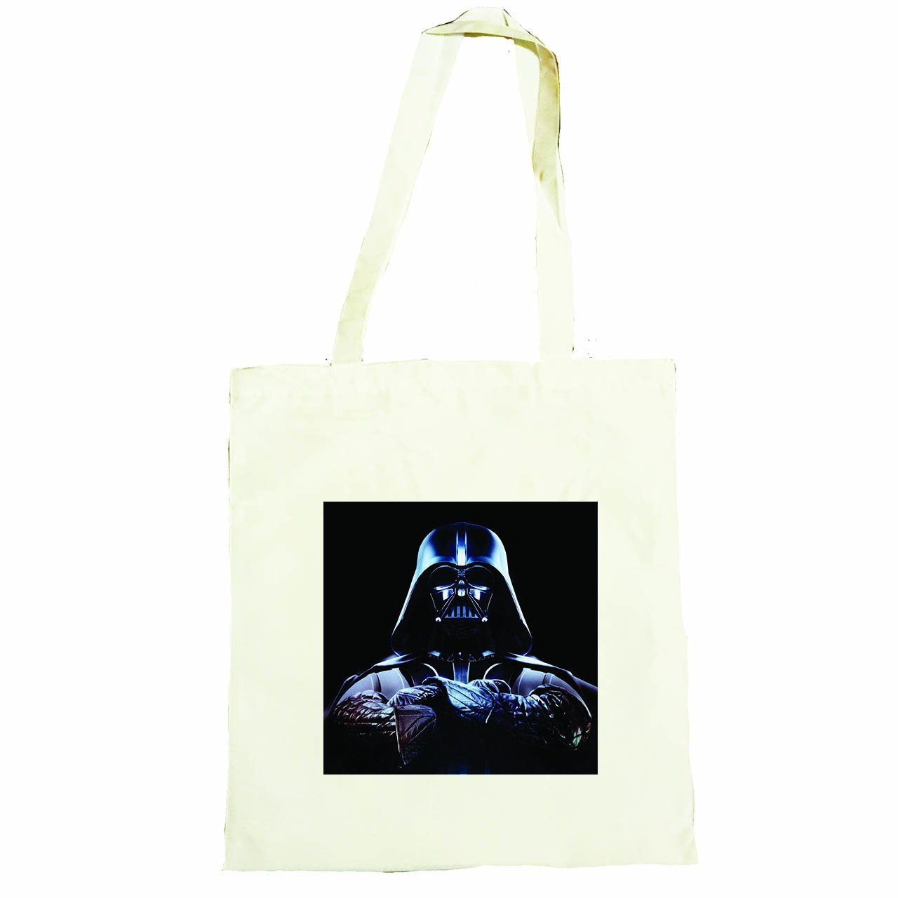 Star Wars Darth Vader /& Obi-Wan Photo Real Tote NEW Carrier Loungefly