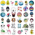 Cute Stickers 105pcs Laptop And Water Bottle Decal Aesthetic Sticker Pack For Teens Girls Women Vinyl Stickers Waterproof