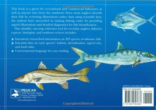 Anglers Guide To The Fishes Of The Gulf Of Mexico
