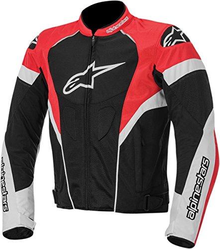 ALPINESTARS Jacket T-GP Plus Air Black / White / Red XL Size X-Large