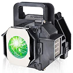 Lbtbate Epson Elplp49 V13h010l49 Projector Lamp Bulb Replacement Home Cinema Powerlite 8350 8345 8500ub 8700ub 6100 6500ub 8100 7100 7500ub Projector Lamp With Housing