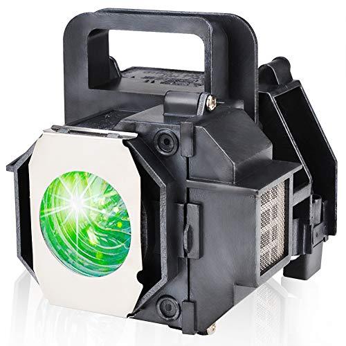 LBTbate ELPLP49 / V13H010L49 Replacement Lamp for Epson PowerLite 9700UB 6500UB 8100 8345 8350 7100 9100 9350 Projector Lamp Bulb