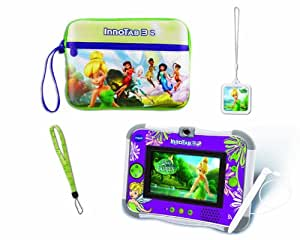 VTech InnoTab 3S Bundle Fairies Tablet (Amazon.com Exclusive)