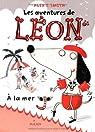 Les aventures de Léon, Tome 3 : À la mer par Smith