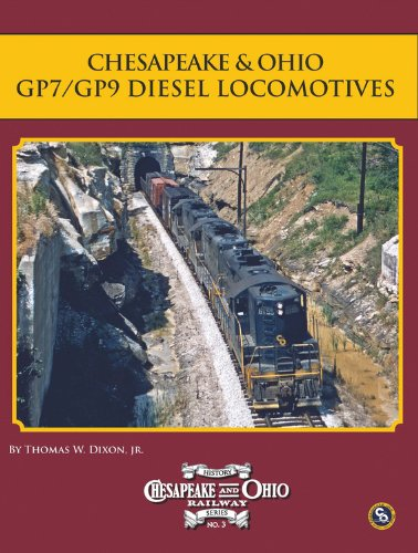 Chesapeake & Ohio GP7/GP9 Diesel Locomotives (Chesapeake and Ohio Railway)