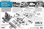 Porsche Carrera–rennmotor: 4Zylinder boxermodell VOM Typ 547 from Franzis