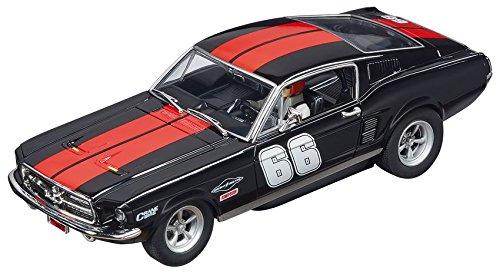 FORD MUSTANG GT N.66 1 32 - Carrera - Slot - Die Cast - Modellino