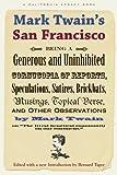 Mark Twain's San Francisco, Mark Twain, 1890771694