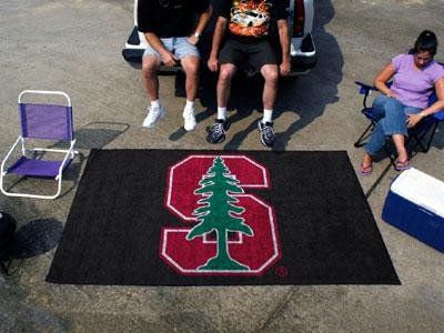 Stanford Basketball Rugs - Fanmats Stanford Cardinals Ulti-Mat