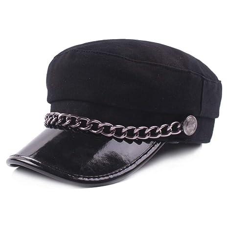 ZSOLOZ Gorras béisbol Visera Gorra Enfriar Otoño Sombrero Negro ...