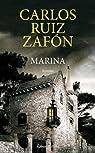 Marina par Ruiz Zafón