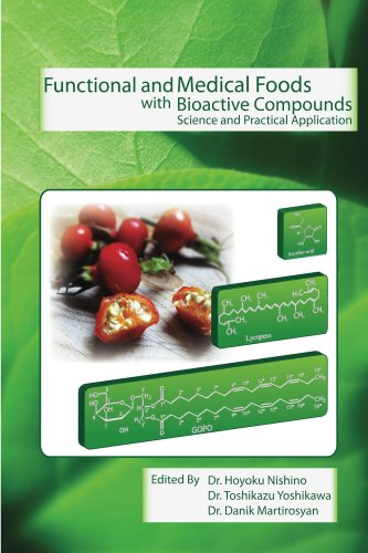 Compounds Active - Functional and Medical Foods with Bioactive Compounds (Functional Foods for Health and Disease Book 13)
