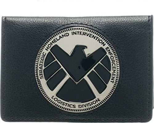 Marvel Agents of S.H.I.E.L.D. Phil Coulson Badge Wallet