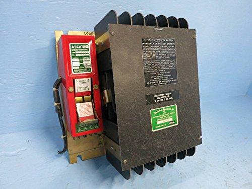 ASCO 940315094X 150A 480V Automatic Transfer Switch Bulletin 940 150 Amp ATS