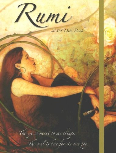 Rumi 2008 Date Book by Brush Dance
