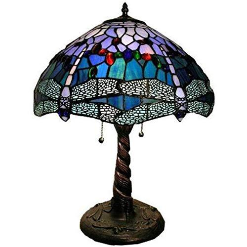 CAILD Lampara de Mesa Ebay Sala de Estudio iluminacion proteccion para los Ojos lampara de Escritorio Creativa lampara de Mesa Retro Dormitorio lampara de Mesa