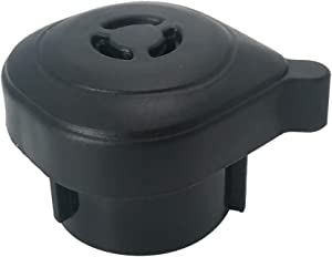 Alamic Steam Release Valve for for Farberware Pressure Cooker 6 and 8 Quart (WM-CS6004W and WM80)