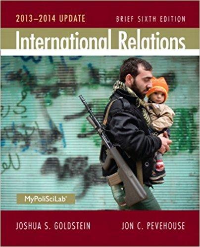 Expert choice for textbook rentals international relations