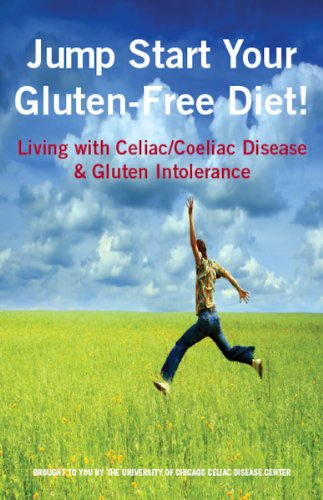 Gluten Free Living Coeliac Disease Intolerance ebook