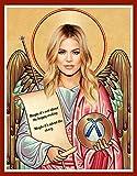 Khloe Kardashian Celebrity Prayer Candle - Funny