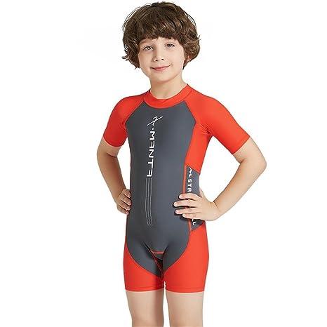 Kids Surfing Traje térmico UV Protección Cremallera de ...