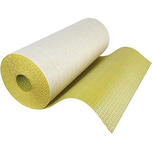 Homelux D-LUX Gold, HDURA CI 5US, 54 sq. ft. Crack Suppression and Isolation Underlayment Roll (Foil Floor Underlayment)