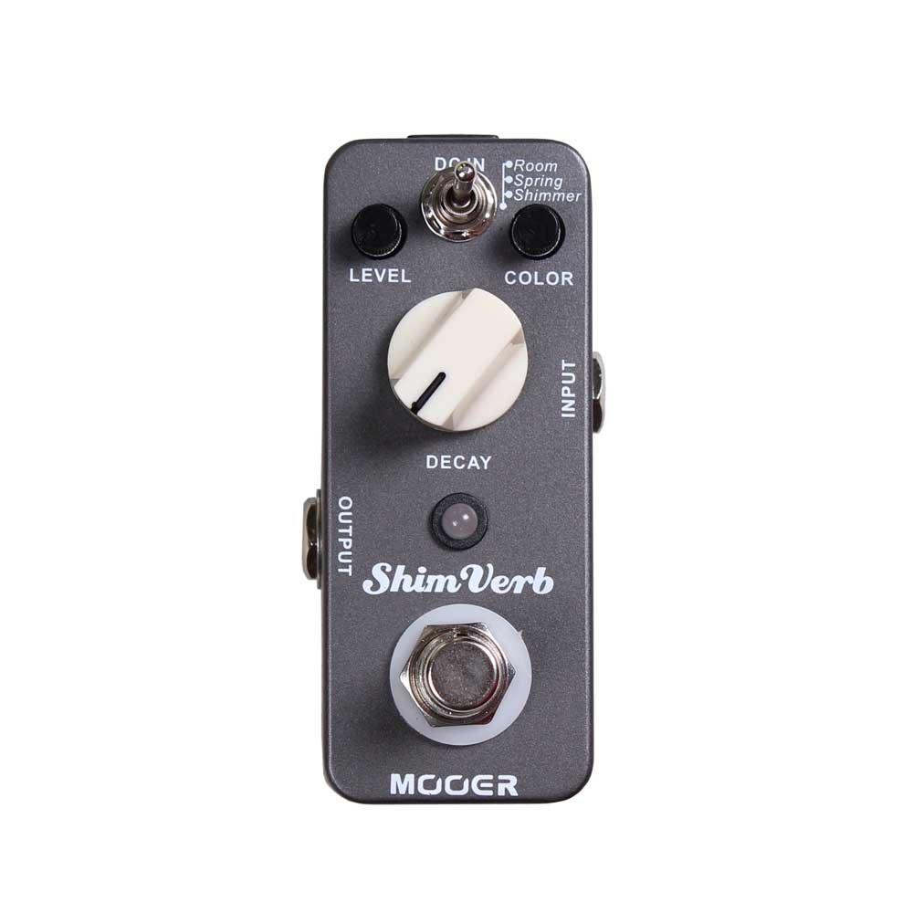 Mooer Audio Shim Verb - Digital Reverb