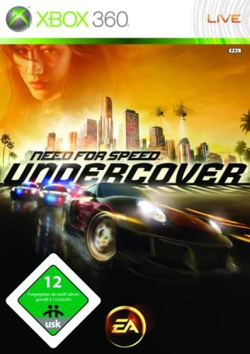 Need for Speed: Undercover [Importación alemana]: Amazon.es: Videojuegos