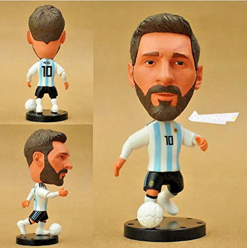 Argentina Doll - Yodgang Soccer Argentina team Messi 2.5