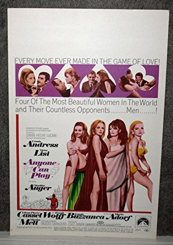 Buy claudine auger poster
