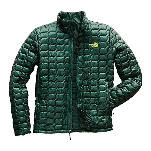 THE NORTH FACE Men's Thermoball Jacket Botanical Garden Green