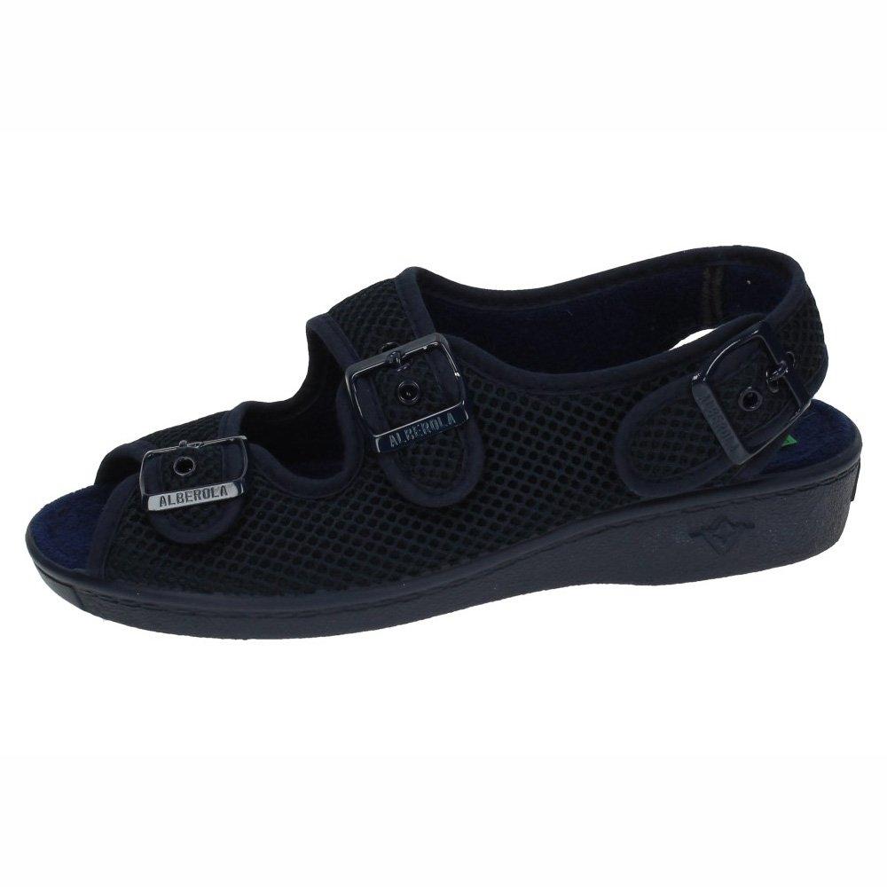 ALBEROLA 67059 Zapatillas Anchas Mujer Calzado Trabajo