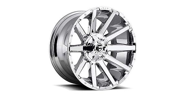 20 x 9 ruedas de combustible Offroad Contra 6 x 120/6 x 139.7 19 Offset 78.1 Hub – cromo [distribuidor autorizado] Fuel-D61420906957: Amazon.es: Coche y moto