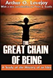 Image of The Great Chain of Being: A Study of the History of an Idea