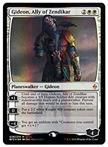 Amazon.com: SDCC 2016 Magic the Gathering Exclusive ... Planeswalker Ally Deck