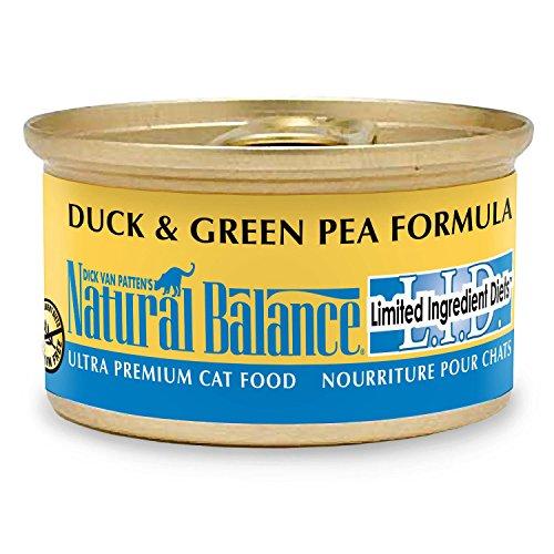 Natural Balance Duck Pea Cat Food