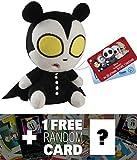 Vampire Teddy: Funko Mopeez x Nightmare Before Christmas Plush Series + 1 FREE Classic Disney Trading Card Bundle [62996]