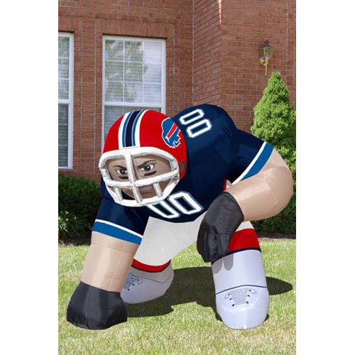Bubba Inflatable NFL Football Player Yard Decoration - Buffalo Bills