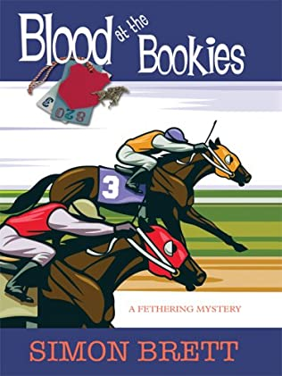 book cover of Blood At the Bookies