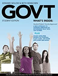 GOVT 2010 Edition (with Bind-In Printed Access Card)